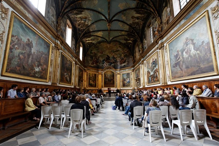 09 juin - 16h - Chapelle des Carmelites