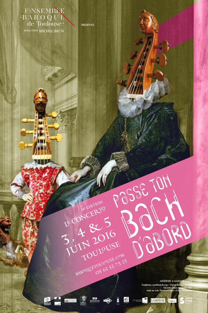 Affiche Passe ton Bach d'abord