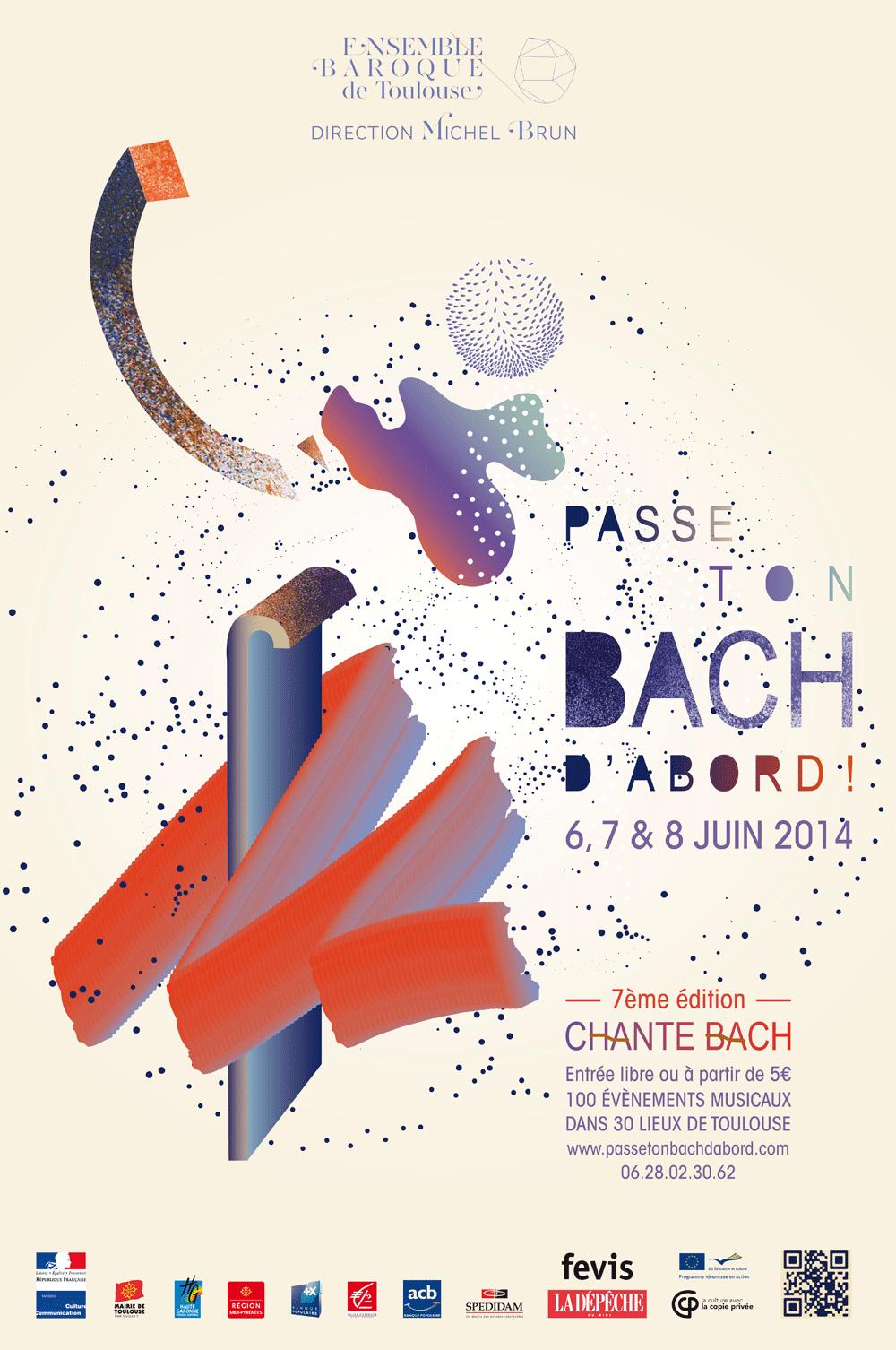Affiche Passe ton Bach d'abord !